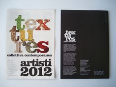 Textures Collettiva Contemporanea on the Behance Network