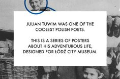 Julian Tuwim #design
