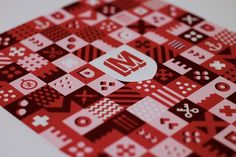 All sizes | The Manual - Screenprint | Flickr - Photo Sharing! #illustration #screenprint