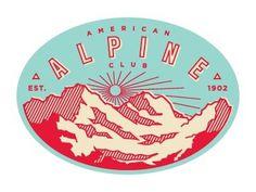 Aac3_dribbble #alpine