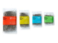 Packaging | Stockholm Design Lab #packaging