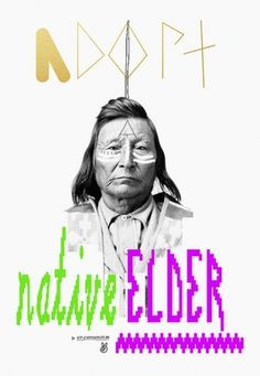 Adopt-A-Native-Elder » ZOMG #poster