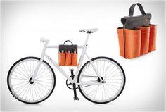 DONKEY 6 PACK BIKE BAG #canvas #cycles #6 #bottles #bag #pack
