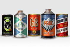 Beers_large #packaging #beer