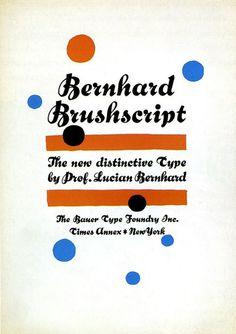 az project | » Lucian Bernhard #lucian #bernhard