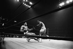 March 8th 1971, The Fight of the Century  this isn't happiness.™ #frazier #ali