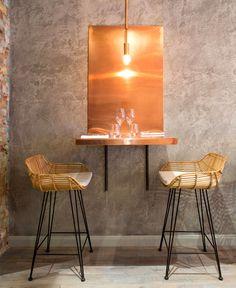 Restaurant Decor by Kinnersley Kent Design - #architecture, #decor, #interior, #restaurant,