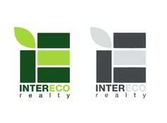 InterEco Realty on the Behance Network #business #branding #card #design #identity #logo
