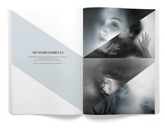 Psychology Today redesign on Editorial Design Served #bw #layout #design #photography