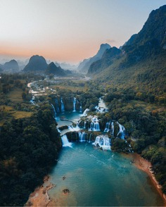 Vietnam From Above: Striking Drone Photography by Justin Kauffman
