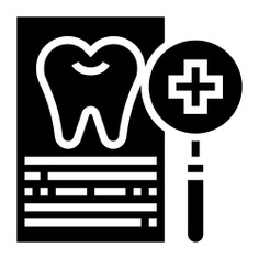 See more icon inspiration related to dental insurance, files and folders, healthcare and medical, premolar, loupe, odontology, insurance, dental, dentist, tooth, magnifying glass, plus, add, document, file and medical on Flaticon.