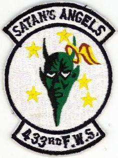 SATAN'S ANGELS #military #patch #satan