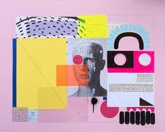 Sem título - Joelson Bugila #joelson #sem #ttulo #colorful #bugila #collage