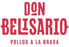 Don Belisario Restaurant Logo and Identity #logo #identity #typography