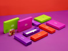 45 Bold Colored Packaging Designs — The Dieline | Packaging & Branding Design & Innovation News