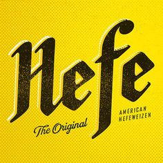 Widmer Hefeweizen Logo #beer #hefeweizen #branding #logo #blackletter