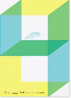 Quadradao — The New Graphic #design #geometric