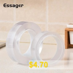 Essager #Grip #Tape #Nano #Rubber #Pad #Universal #Sticker #for #Car #Desktop #Wall #Mobile #Phone #Holder #Stand
