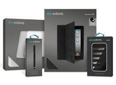 X-Doria - Knoed Creative #packaging #branding #doria