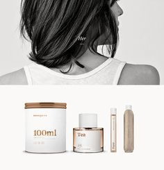 Commodity For Women #white #packaging #black #website #perfume #fragrance #minimal #leather #and #typography