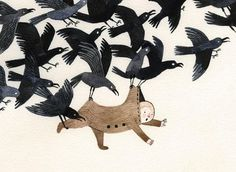 Wyniki Szukania w Grafice Google dla http://www.wweek.com/portland/imgs/media.images/5839/lede_wildwood.widea.jpg #flight #child #carson #bird #illustration #crow