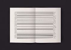 emil kozole #typhography #layout #paper #book