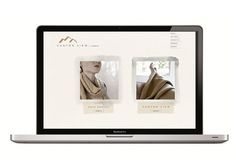 Sarah Rainwater Graphic Design » Canyon View Cashmere #website #clothing #cashmere #watercolour