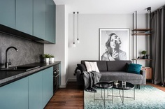 Jaglana Apartment by Raca Architekci   HomeAdore