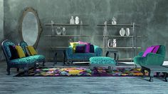 Lando Gingerbread collection by Paola Navone - HomeWorldDesign (1) #furniture #design #interiors