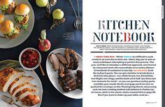Gourmet Holiday Special Edition #claudia #dealmeida #editorial #food