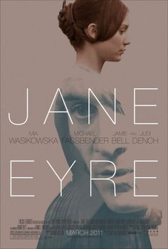 Jane Eyre: Extra Large Movie Poster Image - Internet Movie Poster Awards Gallery #movie #design #poster