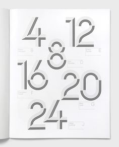Triboro Design — SI Special #numerals #editorial #typography