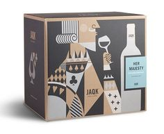 Her Majesty #packaging