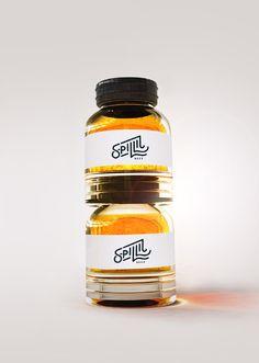 Spillit Beer #spill #spillit #beer #bottle #split #glass #tap #elia #pirazzo