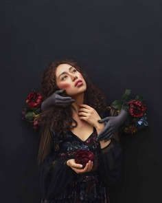 Gorgeous Fine Art Portrait Photography by Aleah Michele Ford