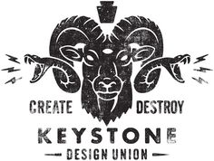 All sizes | CREATE DESTROY | Flickr Photo Sharing! #stamp #snake #kdu #logo #ram
