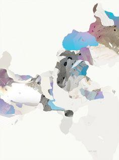 MYL & NEF on the Behance Network #digital #illustration #ethereal #collage