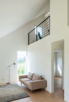Shear House – Single Family House in Korea / stpmj