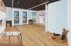 Sarah McEneaney, 'Rampart St. Studio NO', 2013, Tibor de Nagy