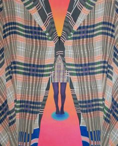 Naomi Okubo | PICDIT #pattern #design #color #painting #art #colour