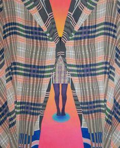 Naomi Okubo   PICDIT #pattern #design #color #painting #art #colour