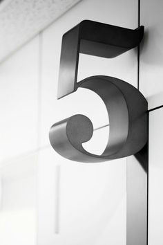 five #identity #sign #signage #way finding