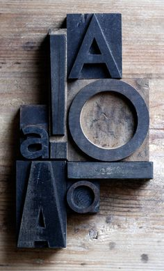Collector & Co #type #print #letters #typography