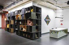 Google Campus, un garaje para crear sinergias entre start-ups » Blog del Diseño