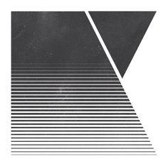 Sunset Font #type #geometric