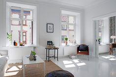 The cozy apartments in Linneshtaden