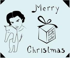 Merry christmas #illustration #portfolio