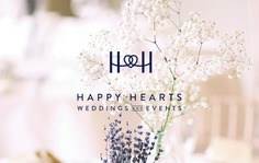Branding for Happy Hearts Weddings and Events