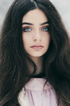Amazing Conceptual Portraits Inspired By Blue Eyes by Jovana Rikalo