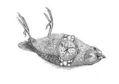 Pencil on paper A3 #project #illustrator #design #illustrations #ilustracja #chanel #art #poland #logo #victim #death #fashion